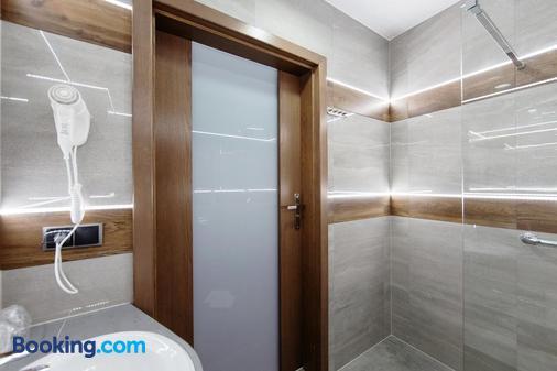 Hotel Oskar Business & Spa - Puławy - Bathroom