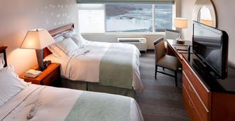 Radisson Hotel & Suites Fallsview - ניאגרה פולס - חדר שינה
