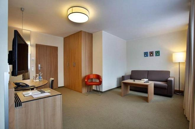 艾姆吉克奧布斯馬特酒店 - 紐倫堡 - 紐倫堡 - 客廳