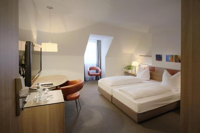 艾姆吉克奧布斯馬特酒店 - 紐倫堡 - 紐倫堡 - 臥室