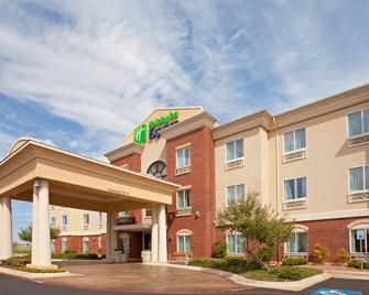 Holiday Inn Express & Suites San Angelo - San Angelo - Gebouw