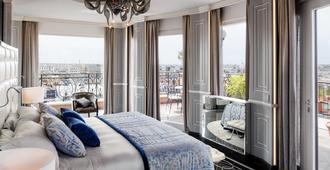 Baglioni Hotel Regina - The Leading Hotels Of The World - Rome - Bedroom