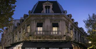 Continental Hotel - Reims - Edificio