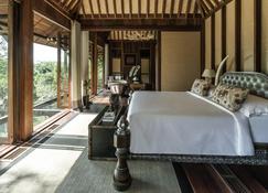 Four Seasons Tented Camp Golden Triangle - Chiang Saen - Slaapkamer