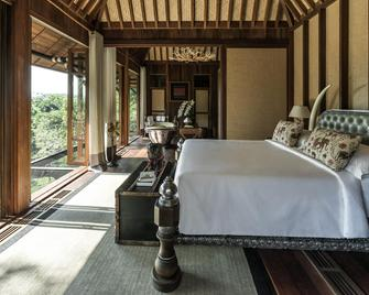 Four Seasons Tented Camp Golden Triangle - Chiang Saen - Schlafzimmer
