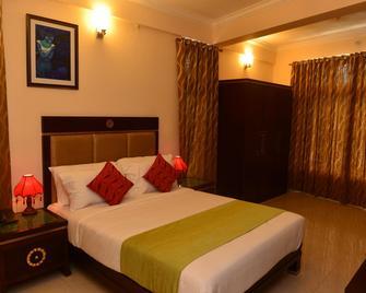 Ridges Hotel - Thiruvananthapuram - Bedroom