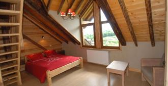 La Ferme De Noémie - Albertville - Bedroom
