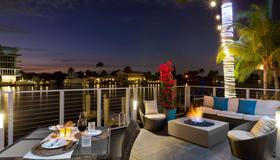 Residence Inn by Marriott Fort Lauderdale Intracoastal/Il Lugano - Fort Lauderdale - Balcony