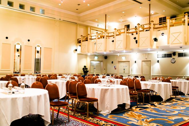 The Angel Hotel - Cardiff - Banquet hall