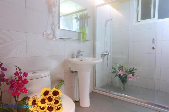 Zhen Shan Zhuang B&B - Yuanshan - Bathroom