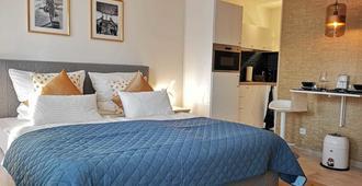 Rhepi-Apartments - Essen - Bedroom