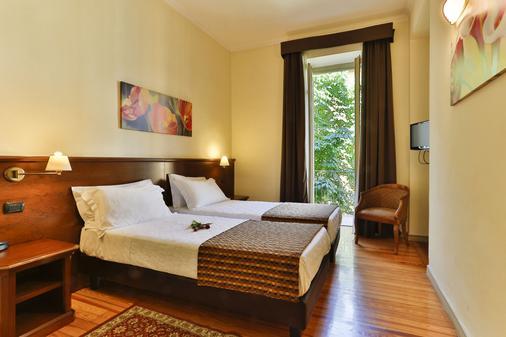 Hotel Residence Torino Centro - Torino - Makuuhuone