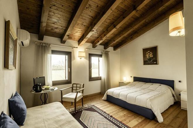 Bed and Breakfast Sile e Natura - Casale sul Sile - Bedroom