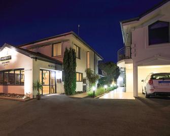 DeLorenzo's Studio Apartments - Nelson (Nový Zéland) - Budova