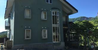 Pension Puutaro - יאמאגאטה - בניין