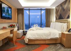 Hansa- A Premium Residence - ธากา - ห้องนอน