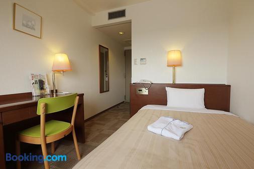 Kumegawa Wing Hotel - Higashimurayama - Bedroom