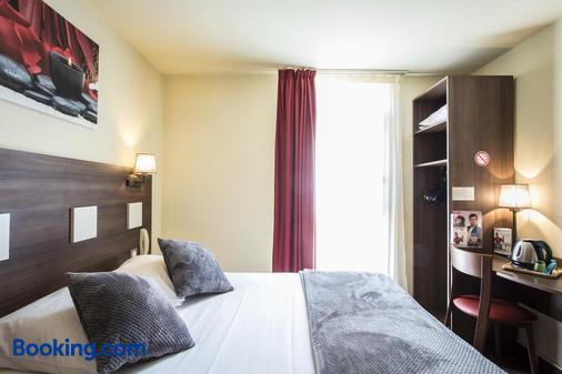 Hotel Atoll - Niort - Phòng ngủ