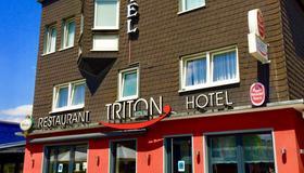 Triton - Köln - Gebäude
