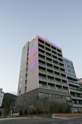 Songjeong Olla Hotel - Busan - Building