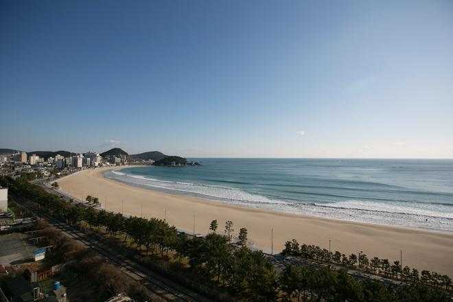 Songjeong Olla Hotel - Busan - Beach