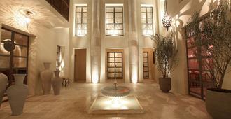 Riad Joya - Marrakech - Lobby