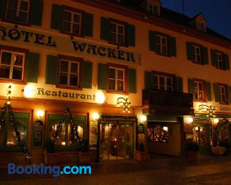 Hotel Wacker - Lahr (Baden-Wurttemberg) - Edificio