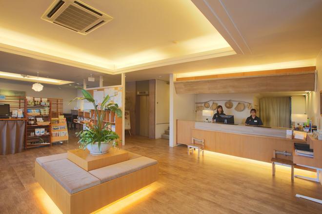 Ishigakijima Hotel Cucule - Ishigaki - Accueil