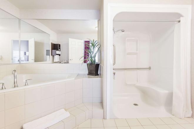 卡爾加里溫德姆溫蓋特酒店 - 卡加立 - 卡加利 - 浴室