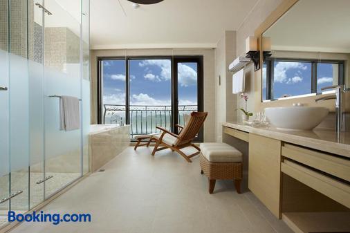 E-Da Royal Hotel - Cao Hùng - Phòng tắm
