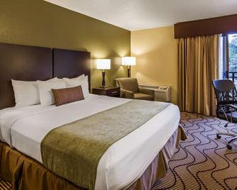 Best Western Gold Country Inn - Grass Valley - Ložnice