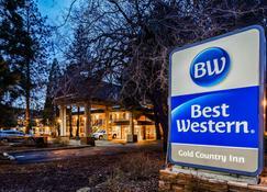 Best Western Gold Country Inn - Grass Valley - Building