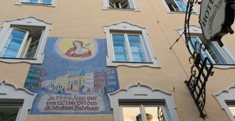 Altstadthotel Amadeus - Salzburgo - Edificio