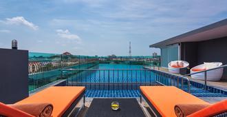 Nova Express Pattaya Hotel - Pattaya - Balcone