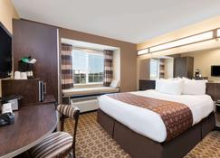 Microtel Inn & Suites by Wyndham Dickinson - Dickinson - Phòng ngủ