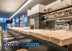 Die Berge Lifestyle Hotel Solden - Sölden - Bar