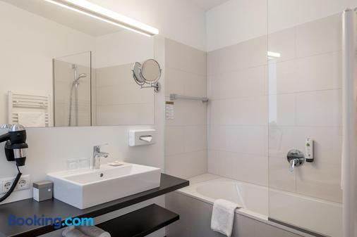 Die Berge Lifestyle Hotel Solden - Sölden - Bathroom