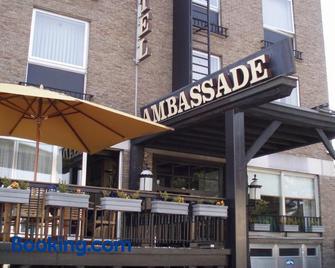 Hotel Ambassade - Waregem - Gebouw