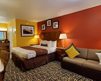 Apple Inn Motel - Chelan - Bedroom