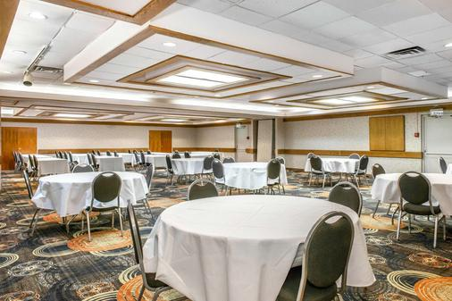 Quality Inn Conference Center - Logansport - Banquet hall