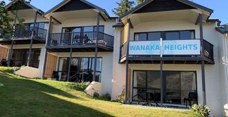 Wanaka Heights Motel - Wanaka - Building
