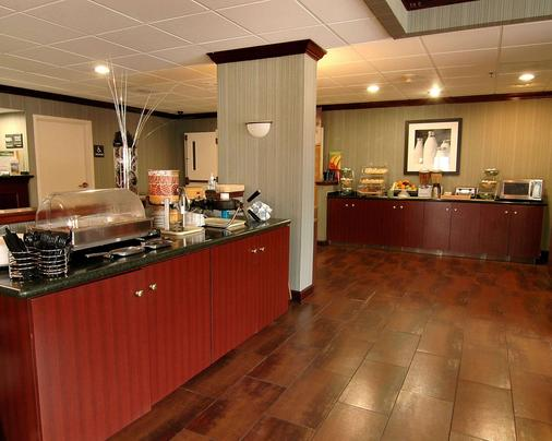 Quality Inn and Suites North Little Rock - North Little Rock - Buffet
