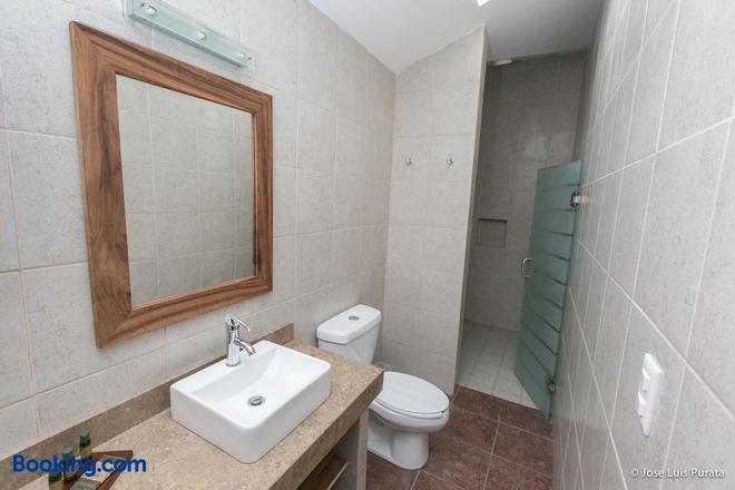 Hotel Casa Ortiz - Ciudad Valles - Bathroom
