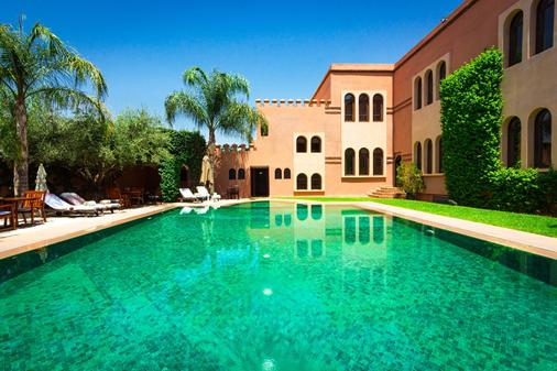 Al Fassia Aguedal - Marrakesh - Bể bơi