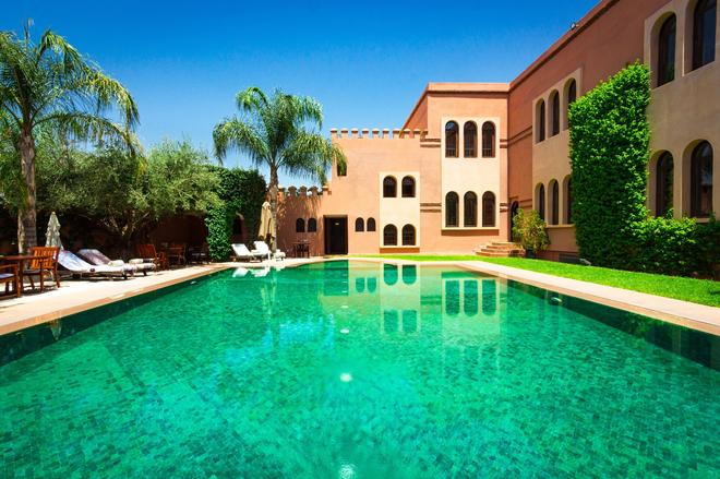 Al Fassia Aguedal - Marrakesh - Pool