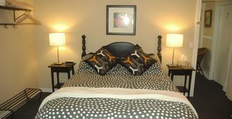 Cambie Lodge B&B - ונקובר - חדר שינה