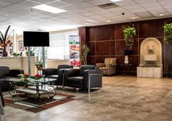 Quality Inn & Suites Near Fairgrounds Ybor City - Tampa - Lobby