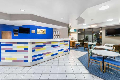 Baymont by Wyndham Mobile/Tillmans Corner - Mobile - Front desk