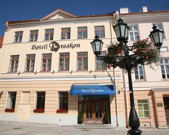 Draakon Hotel - Тарту - Building