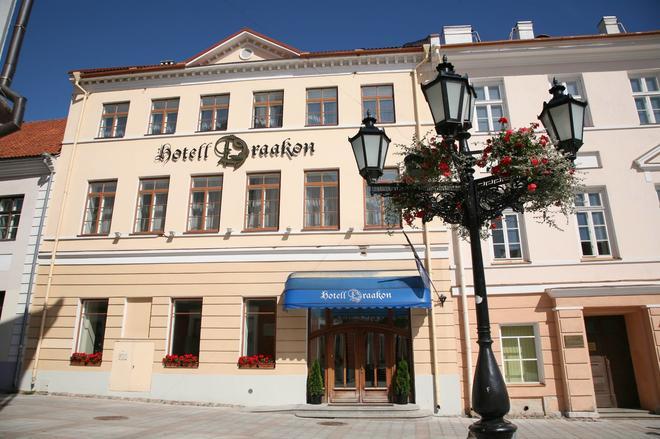 Draakon Hotel - Tartto - Rakennus